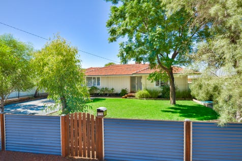 393 Egan Street, Kalgoorlie, 6430, East - House / ALL THE HARD WORK HAS BEEN DONE! / Garage: 2 / Open Spaces: 2 / Air Conditioning / Built-in Wardrobes / Living Areas: 2 / Toilets: 2 / $319,000