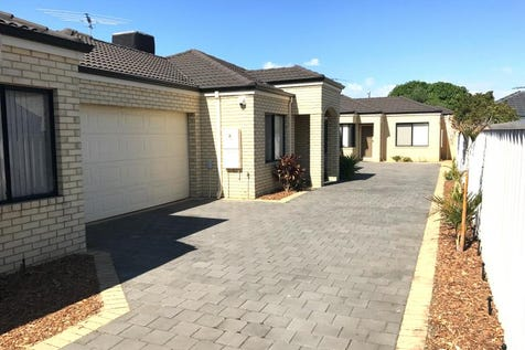 26 B Chipala Road, Westminster, 6061, North East Perth - Villa / Outstanding Value for Money ! / Courtyard / Fully Fenced / Outdoor Entertaining Area / Garage: 2 / Remote Garage / Secure Parking / Air Conditioning / Alarm System / Built-in Wardrobes / Dishwasher / Reverse-cycle Air Conditioning / Ensuite: 1 / $319,000