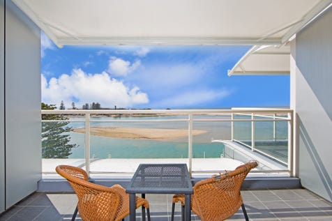 607/89 The Entrance Road, The Entrance, 2261, Central Coast - Unit / LIVE IN OR HOLIDAY - TOP FLOOR - SPECTACULAR OCEAN VIEWS! / Balcony / Swimming Pool - Inground / Garage: 1 / Air Conditioning / Built-in Wardrobes / Ensuite: 1 / $289,900