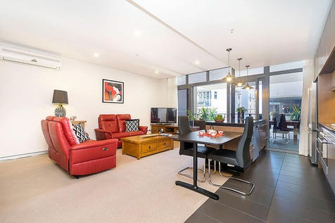8/155 Adelaide Terrace, East Perth, 6004, Perth City - Apartment / City living at its best! / Carport: 1 / P.O.A