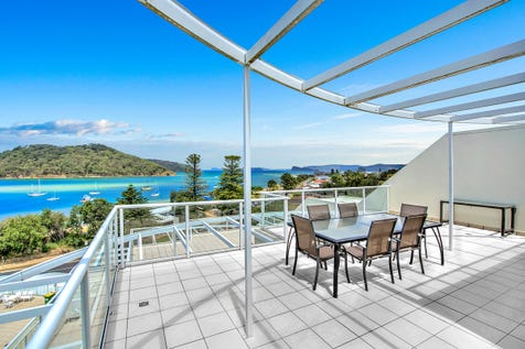 518/51-54 The Esplanade, Ettalong Beach, 2257, Central Coast - Apartment / Ocean front apartment with views to Palm Beach / Balcony / Ducted Cooling / Ducted Heating / Gym / $650,000