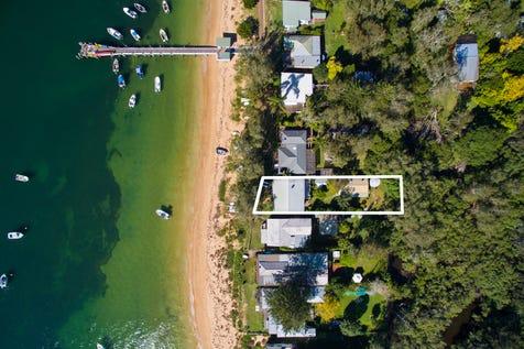 6 Ross Smith Parade, Great Mackerel Beach, 2108, Northern Beaches - House / RARE BEACHFRONT GEM / Balcony / Floorboards / $1,900,000