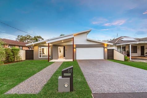 56 Winifred Avenue, Umina Beach, 2257, Central Coast - House / MODERN MASTERPIECE WITH STYLE FUNCTIONALITY AND TOP QUALITY INCLUSIONS. / Garage: 2 / Study / P.O.A