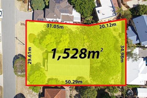 11 Susan Street, Maylands, 6051, North East Perth - Residential Land / Developers dream 1528 SQM R30 / $1,300,000