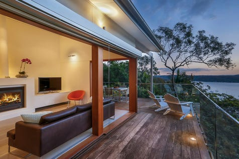 73 Trappers Way, Avalon Beach, 2107, Northern Beaches - House / Bespoke finishes, sweeping views and superb privacy / Carport: 2 / $1,600,000
