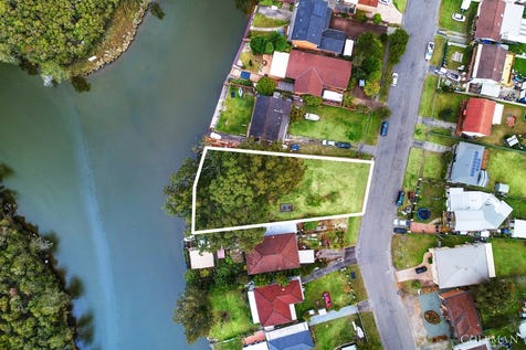 183 Birdwood Drive, Blue Haven, 2262, Central Coast - Residential Land / One of the Last Waterfront Blocks Left on the Central Coast / $480,000