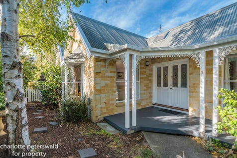 1 Garth Avenue, Sandy Bay, 7005, Central Hobart - House / Spacious family home in the heart of the bay / Deck / Fully Fenced / Garage: 2 / Open Spaces: 2 / Secure Parking / Air Conditioning / Broadband Internet Available / Built-in Wardrobes / Reverse-cycle Air Conditioning / Ensuite: 1 / Living Areas: 4 / $1,000,000