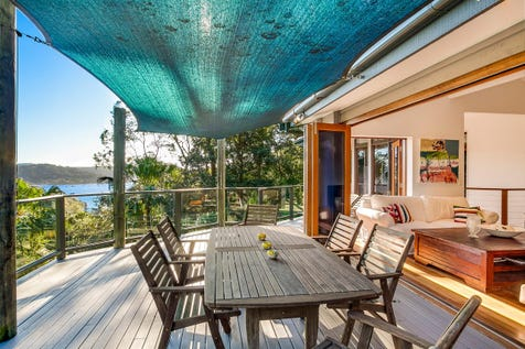 32 de Lauret Avenue, Newport, 2106, Northern Beaches - House / Private Retreat With Blissful Pittwater Views  / Garage: 2 / Built-in Wardrobes / P.O.A