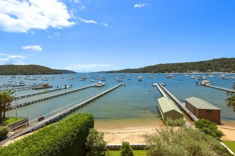 1770 Pittwater Road, Bayview, 2104, Northern Beaches - House / Exclusive Waterfront Estate - 'Taroona' / Balcony / Garage: 2 / Alarm System / Built-in Wardrobes / Dishwasher / Study / P.O.A