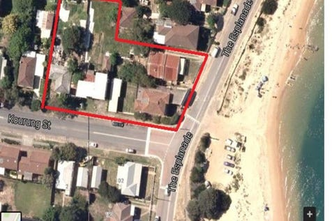 100-101 The Esplanade, Ettalong Beach, 2257, Central Coast - House / FOR THE EXPERIENCED INVESTOR/DEVELOPER / Garage: 4 / P.O.A