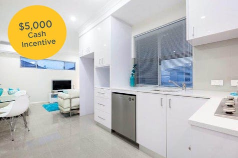3, 55 Harrison Street, Balcatta, 6021, North East Perth - Apartment / Doesn't get any Better than This! / Balcony / Garage: 1 / Secure Parking / Air Conditioning / Toilets: 1 / $299,000