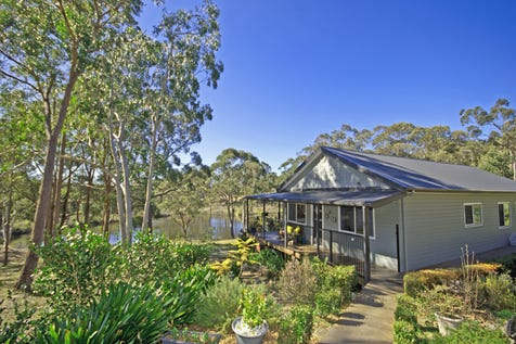 2100 George Downes Drive, Kulnura, 2250, Central Coast - Acreage/semi-rural / Private Retreat on 20.26 ha / Balcony / Outdoor Entertaining Area / Shed / Swimming Pool - Inground / Carport: 2 / Garage: 3 / Built-in Wardrobes / Dishwasher / Reverse-cycle Air Conditioning / Workshop / Ensuite: 1 / Toilets: 4 / $1,395,000