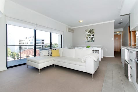 402/18 Rheola Street, West Perth, 6005, Perth City - Apartment / Low maintenance - Modern living / Balcony / Garage: 1 / Secure Parking / Air Conditioning / Toilets: 2 / $480,000