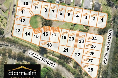 226-238 Wells Street, Springfield, 2250, Central Coast - Residential Land / Vacant Land Stage Two Now Selling 50% Sold / $419,500