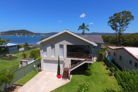 17 Mundoora Ave, Saratoga, 2251, Central Coast - House / Contemporary Waterfront Haven on 1024Sqm / Balcony / Swimming Pool - Inground / Garage: 2 / Secure Parking / Air Conditioning / Floorboards / $1