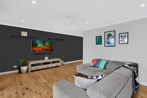 80 Henry Parkes Drive, Berkeley Vale, 2261, Central Coast - House / Bright and chic corner block with granny flat potential / Living Areas: 1 / P.O.A