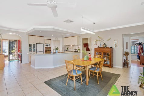 """21B Weston Drive, Swan View, 6056, North East Perth - House / """"Secret Garden"""" OPEN BY APPOINTMENT / Courtyard / Fully Fenced / Outdoor Entertaining Area / Shed / Carport: 2 / Air Conditioning / Broadband Internet Available / Built-in Wardrobes / Dishwasher / Ensuite: 1 / Living Areas: 2 / P.O.A"""