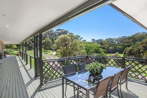 24 Brooks Hill Lane, Wamberal, 2260, Central Coast - Acreage/semi-rural / Light filled layout providing formal and casual living areas / Garage: 4 / $1,385,000