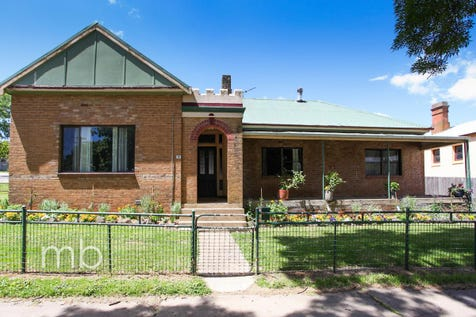 50 Victoria, Millthorpe, 2798, Central Tablelands - House / Here we have something special, one of Millthorpe's old classics / Shed / Garage: 2 / Dishwasher / Floorboards / Toilets: 1 / P.O.A