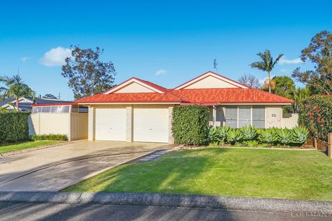 22 Dean Avenue, Kanwal, 2259, Central Coast - House / Newly Renovated Entertainer's Dream With Pool - Side Access on Huge Block / Garage: 2 / $680,000