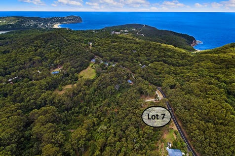 Lot 7, 361 The Scenic Road, Macmasters Beach, 2251, Central Coast - Residential Land / Picturesque Parcel / $495,000