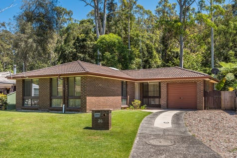 26 Ferntree Close, Wyoming, 2250, Central Coast - House / Total Tranquillity – Single Level / Garage: 1 / $540,000