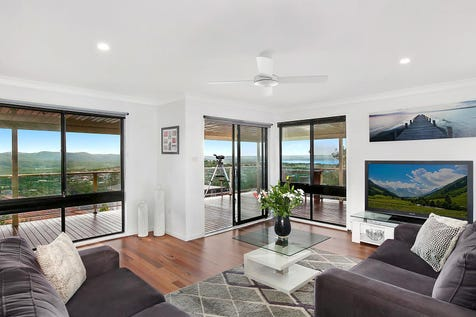 13 Stephenson Road, Bateau Bay, 2261, Central Coast - House / Stunning family home with panoramic views  / Carport: 4 / P.O.A