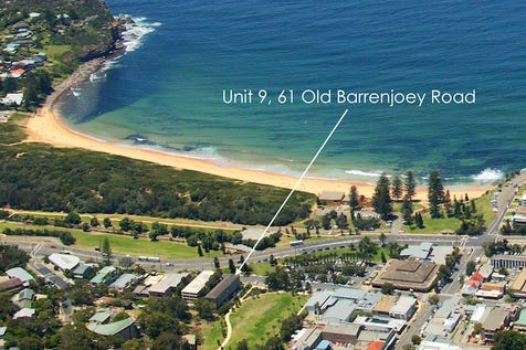 9/61 Old Barrenjoey Road, Avalon Beach, 2107, Northern Beaches - Apartment / Penthouse Apartment 150 metres to Sandy Beach….. / Balcony / Garage: 1 / Built-in Wardrobes / Dishwasher / Floorboards / Split-system Air Conditioning / P.O.A