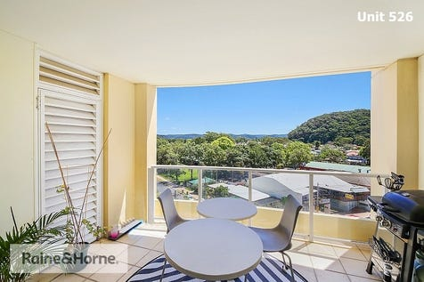 525&526/51-54 The Esplanade, Ettalong Beach, 2257, Central Coast - Apartment / BUY ONE OR BOTH - Studio and 1 Bedroom Apartment / $229,000