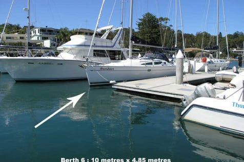 Berth 6,79-81 Beaconsfield Street, Newport, 2106, Northern Beaches - Other / 10 x 4.85 metre Marina Berth - Exceptional Waterfront Investment! / Secure Parking / P.O.A