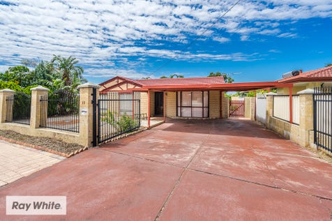 18 Steedman Loop, Mirrabooka, 6061, North East Perth - House / Secure and Safe Family Space / Carport: 2 / Secure Parking / Air Conditioning / Toilets: 1 / $349,000