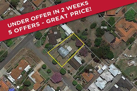 34 Thorpe Street, Morley, 6062, North East Perth - House / DISTRESSED SPACE / P.O.A
