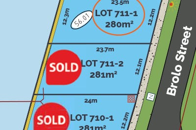 Lot 711-1  Brolo Street, Sinagra, 6065, North East Perth - Residential Land / Opportunity knocks! / $224,000