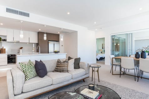 3/34 Cowle Street, West Perth, 6005, Perth City - Apartment / UNDER OFFER IN 10 DAYS! / Balcony / Carport: 1 / Secure Parking / Air Conditioning / Toilets: 2 / P.O.A