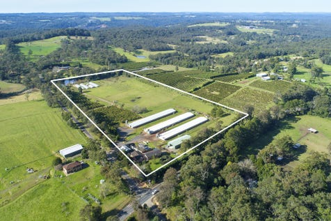 10 Lillicrapps Road, Mangrove Mountain, 2250, Central Coast - Mixed Farming / Prime income producing property / Garage: 20 / $2,920,000