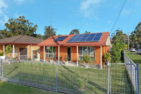 22 Koowong Road, Gwandalan, 2259, Central Coast - House / Granny Flat Potential- Investors & 1st Home Buyers Take Note!! / Fully Fenced / Garage: 1 / Secure Parking / Air Conditioning / Broadband Internet Available / Built-in Wardrobes / Floorboards / Split-system Air Conditioning / Toilets: 1 / $450,000