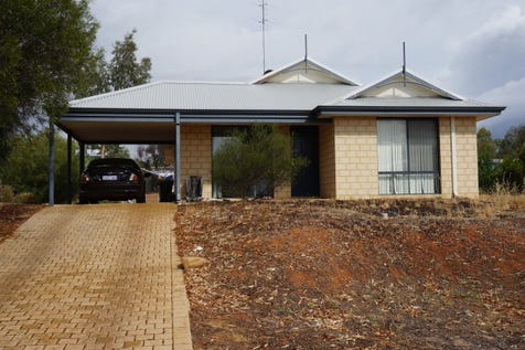 22 Bouverie Road, York, 6302, East - House / 4x2 Brick Affordable Family Home with Great Views / Carport: 1 / $285,000