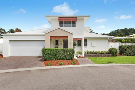 35/2 Brunswick Road, Terrigal, 2260, Central Coast - Townhouse / Stunning townhouse with designer finishes / Carport: 2 / P.O.A