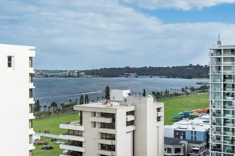 93/151 Adelaide Terrace, East Perth, 6004, Perth City - Apartment / Double Level Luxury! / Garage: 1 / $400