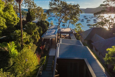 56 Hudson Parade, Clareville, 2107, Northern Beaches - House / 'Pittwater House' by Louise Nettleton / Garage: 4 / P.O.A