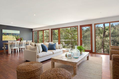 197 Mccarrs Creek Road, Church Point, 2105, Northern Beaches - House / Contemporary Bushland Sanctuary / Garage: 5 / P.O.A