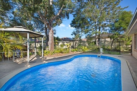 108 Blueridge Drive, Blue Haven, 2262, Central Coast - House / 4 Bed Family Home Plus Pool / Outdoor Entertaining Area / Swimming Pool - Inground / Garage: 2 / Floorboards / Ensuite: 1 / $550,000
