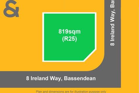 8 Ireland Way, Bassendean, 6054, North East Perth - House / Bargain Buying - Corner Site / Carport: 1 / $450,000