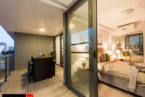 81/269 James Street, Northbridge, 6003, Perth City - Apartment / UNDER CONTRACT / Balcony / Swimming Pool - Inground / Garage: 1 / Secure Parking / Air Conditioning / Alarm System / Floorboards / P.O.A