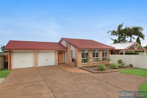 5 Fir Ct, Blue Haven, 2262, Central Coast - House / Secure a quality brick/tile built family home in a great pos / Garage: 2 / $470,000