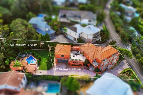 77 & 77a Tramway Road, North Avoca, 2260, Central Coast - House / Tuscany by the sea / Balcony / Courtyard / Deck / Fully Fenced / Outdoor Entertaining Area / Outside Spa / Swimming Pool - Inground / Garage: 2 / Open Spaces: 4 / Remote Garage / Secure Parking / Built-in Wardrobes / Dishwasher / Ducted Cooling / Study / P.O.A