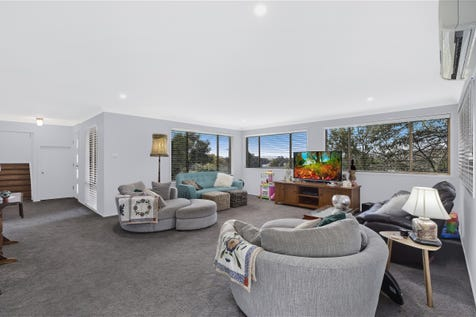 46 Lentara Road, Umina Beach, 2257, Central Coast - House / AMAZING FAMILY HOME – PRIVATE SETTING – ELEVATED VIEWS / Garage: 2 / Air Conditioning / Ensuite: 1 / $745,000