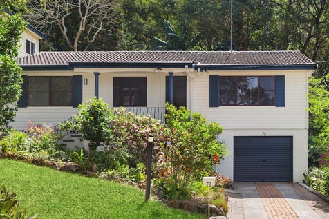72 Lushington Street, East Gosford, 2250, Central Coast - House / Cosmopolitan family living in lush natural privacy / Garage: 2 / $650,000