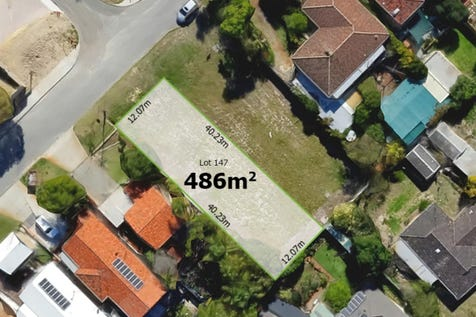 12 Perth Street, Bedford, 6052, North East Perth - Residential Land / Prime 486m2 Block on Perth Street / $379,000