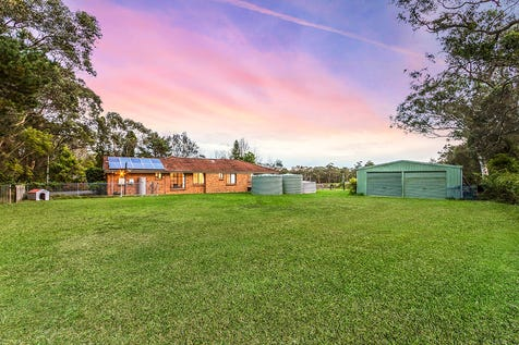 65 Ulinga Road, Somersby, 2250, Central Coast - House / FAMILY HOME SET ON JUST UNDER AN ACRE WITH HUGE GARAGING!! / Garage: 4 / $990,000